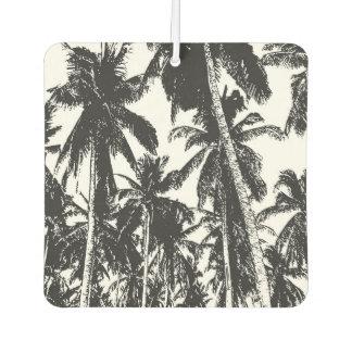 Palm Trees Design Air Freshener