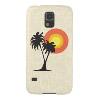 Palm Trees Galaxy S5 Covers