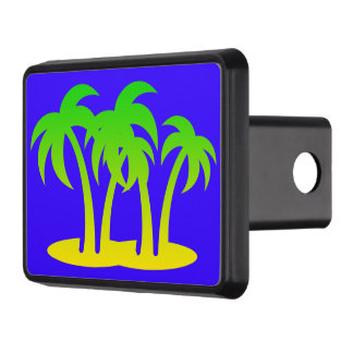 "Palm Trees Hitch Cover 2"" Receiver"