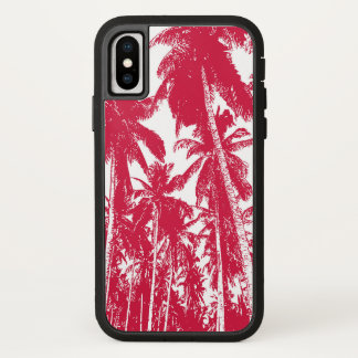 Palm Trees in a Posterised Design Case-Mate iPhone Case