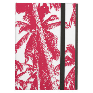 Palm Trees in a Posterised Design iPad Air Case