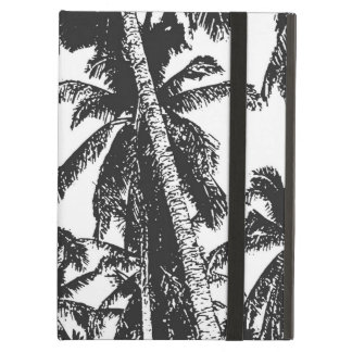Palm Trees in a Posterised Design iPad Air Cover