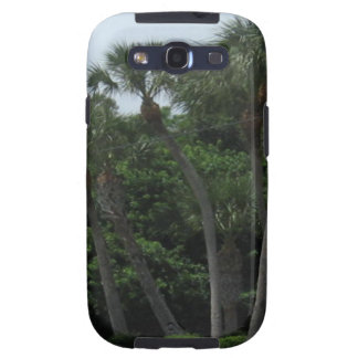 Palm Trees In The City Samsung Galaxy S3 Case