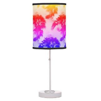 Palm trees lamp