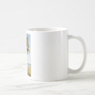 Palm Trees on Myrtle Beach East Coast Boardwalk Coffee Mug