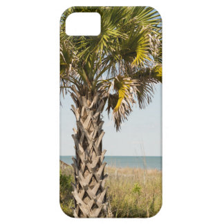 Palm Trees on Myrtle Beach East Coast Boardwalk iPhone 5 Case