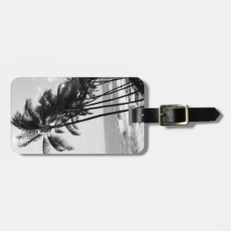 Palm Trees Photography Luggage Tag