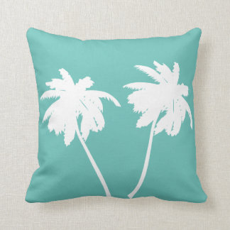 Palm Trees Pillow