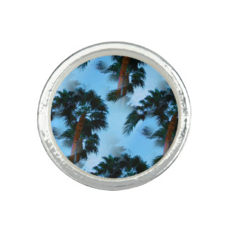 Palm trees ring