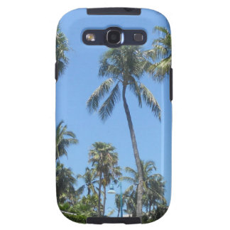Palm Trees Samsung Galaxy S3 Cases