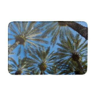 Palm Trees Umbrella Bath Mat