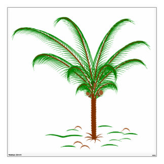 Palm Wall Decal