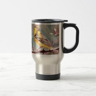 Palm Warbler Travel Mug