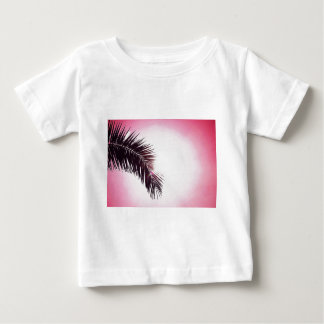 Palm winks Leaf with Sun Baby T-Shirt