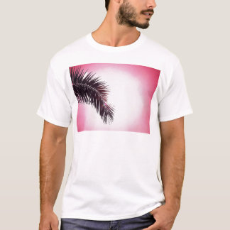 Palm winks Leaf with Sun T-Shirt