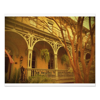 Palmer-Dresser House, Savannah Photographic Print