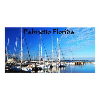 Palmetto Florida Photo Card
