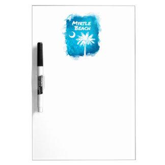 Palmetto Paint Splatter Dry Erase Board