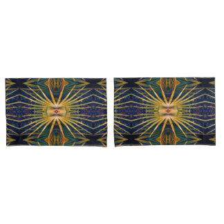 Palmetto Sunburst A Pillowcase