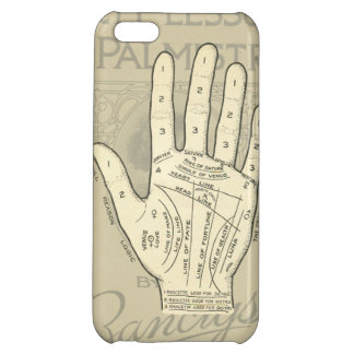 Palmistry Palm Reading Phone Cover iPhone 5C Cases