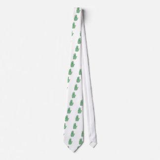 Palmistry Tie
