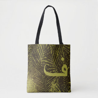 """""""Palms"""" All-Over-Print Tote Bag"""