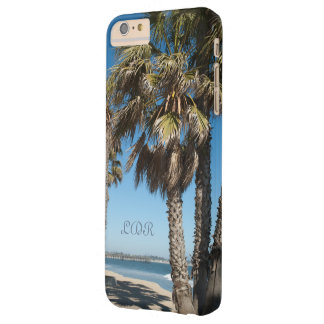 Palms and Pacific Personalized Phone Case