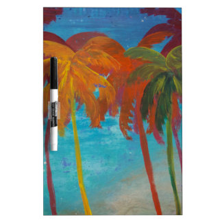 Palms Dry Erase Board