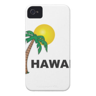 palms of hawaii iPhone 4 cover