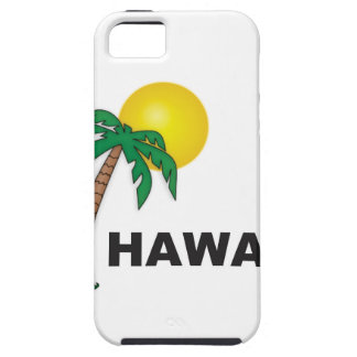 palms of hawaii iPhone 5 case