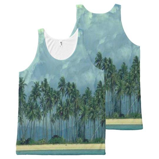 Palms Tank Top