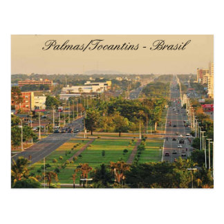 Palms/Tocantins Postcard