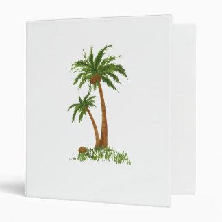Palmtree  ring binder