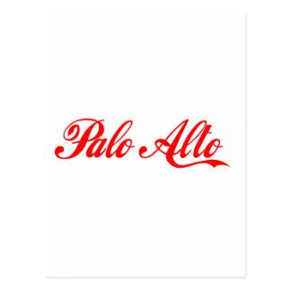 Palo  Alto Shirts Postcard