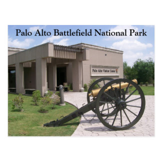 Palo Alto Visitor Center, Palo Alto Battlefield... Postcard