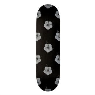 Paloma Flower Pattern 3 Skateboard Deck