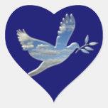 paloma heart sticker