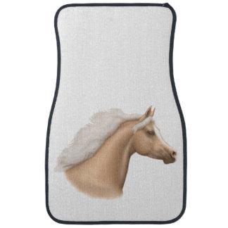 Palomino Arabian Horse Car Mats