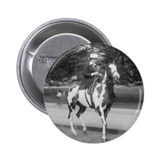 Palomino Pony 1915 Buttons