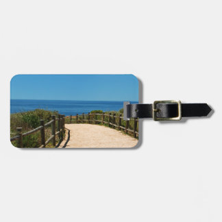 Palos Verdes Path Luggage Tag