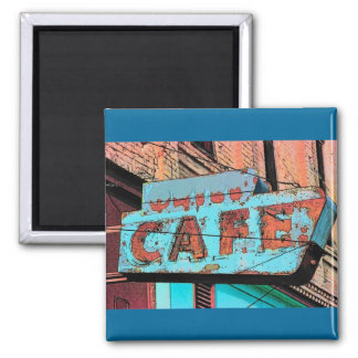 Palouse Cafe Magnet