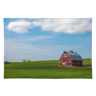 Palouse Country Barn - Eastern Washington Placemat