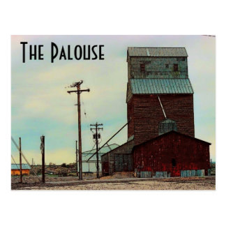 Palouse Postcard