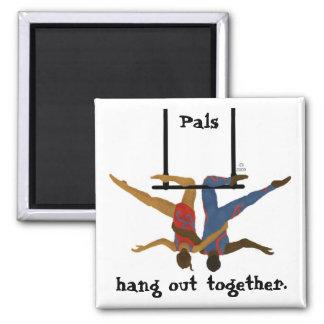 Pals Square Magnet