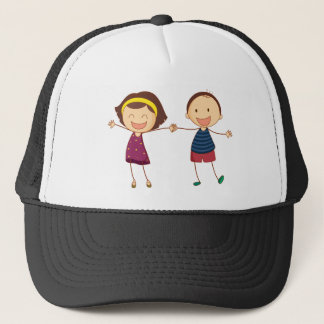 Pals Trucker Hat