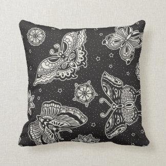 Palys 631 Art Throw Pillow