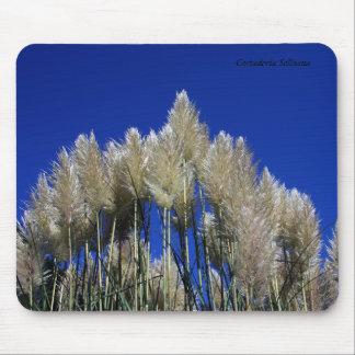 Pampas Grass Mousmat Mouse Pad