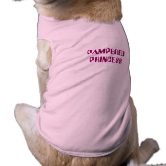 Pampered Princess Pet Clothing
