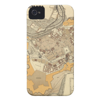 Pamplona Spain 1882 Case-Mate iPhone 4 Case