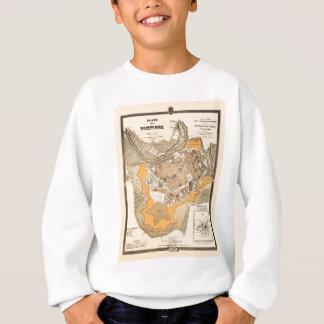 Pamplona Spain 1882 Sweatshirt